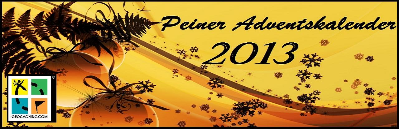 Banner Adventskalender 2013