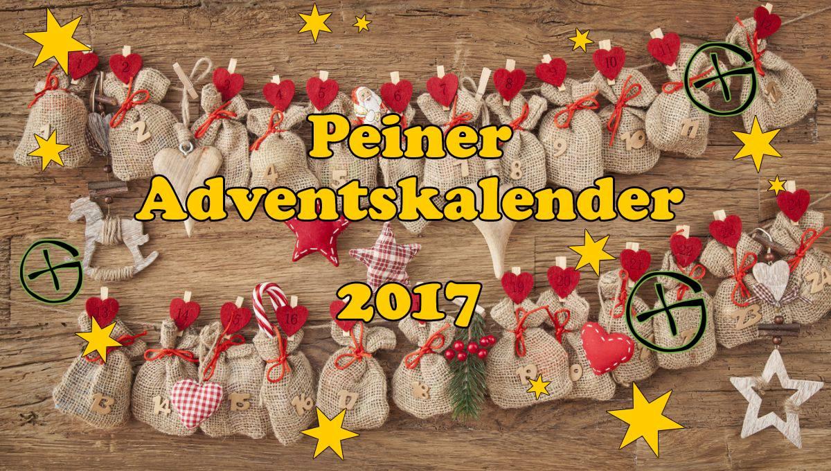 Banner Adventskalender 2017