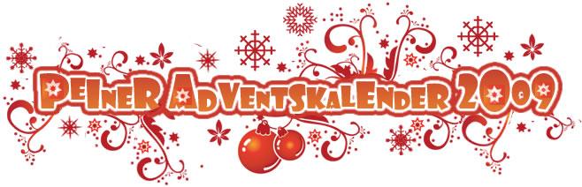 Banner Adventskalender 2009